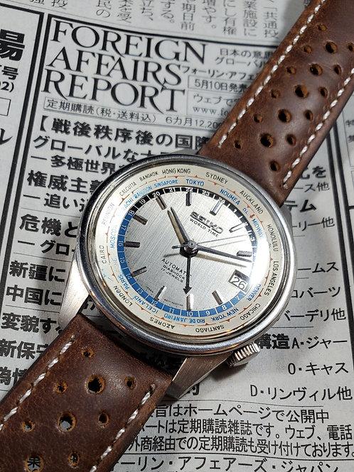 1967 Seiko 6217-7010 GMT Automatic