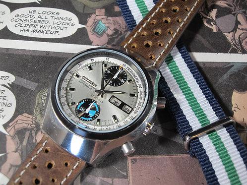 1976 Citizen 67-9038 Challenge Timer 8110 Chronograph