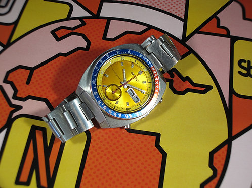 "1972 Seiko 6139-6005 ""True Pogue"" Automatic Chronograph"