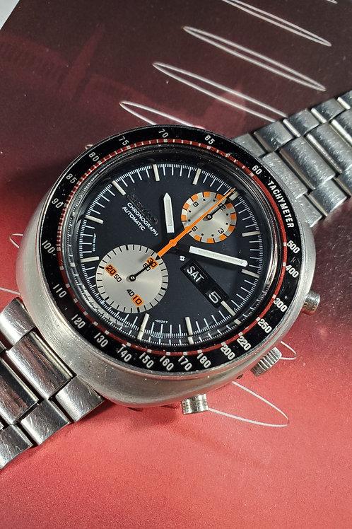 "1972 Seiko 6138-0017 Yachtman ""UFO"" Automatic Chronograph"