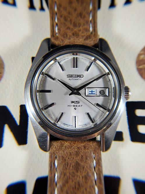 1968 King Seiko 5626-7000 Automatic