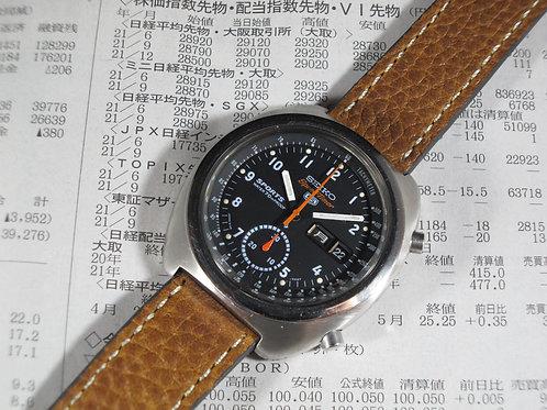 1970 Seiko 6139-7010 SpeedTimer JDM Automatic Chronograph