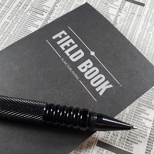 Elan Field Notebook