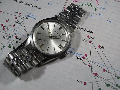 1972 Citizen Homer Date Mechanical Watch