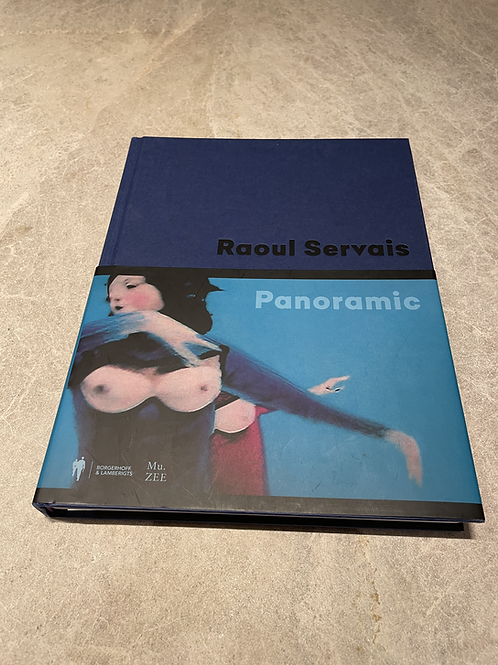 Boek 'Panoramic' van Raoul Servais