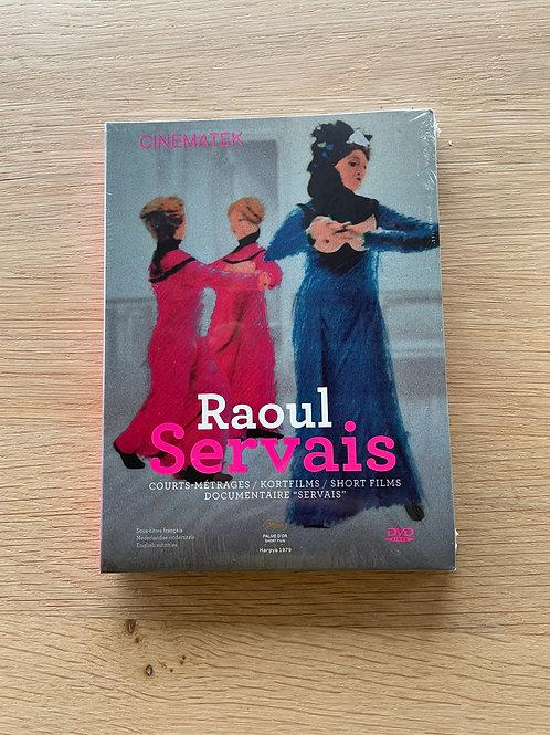 DVD Raoul Servais - short films & documentary 'SERVAIS'