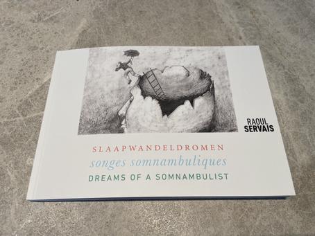 Raoul Servais brengt nieuw boek uit