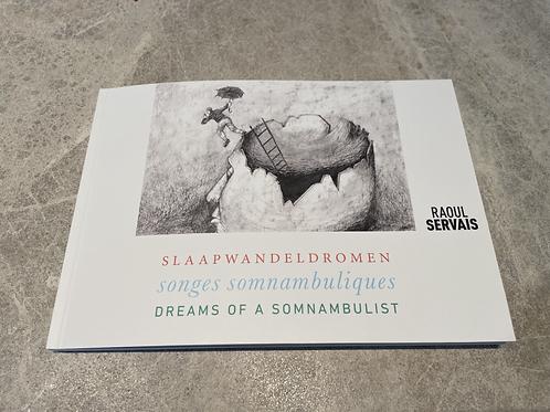 """Boek """"Slaapwandeldromen"""" van Raoul Servais"""