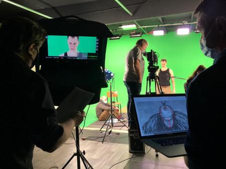 In productie : nieuwe kortfilm van Raoul Servais