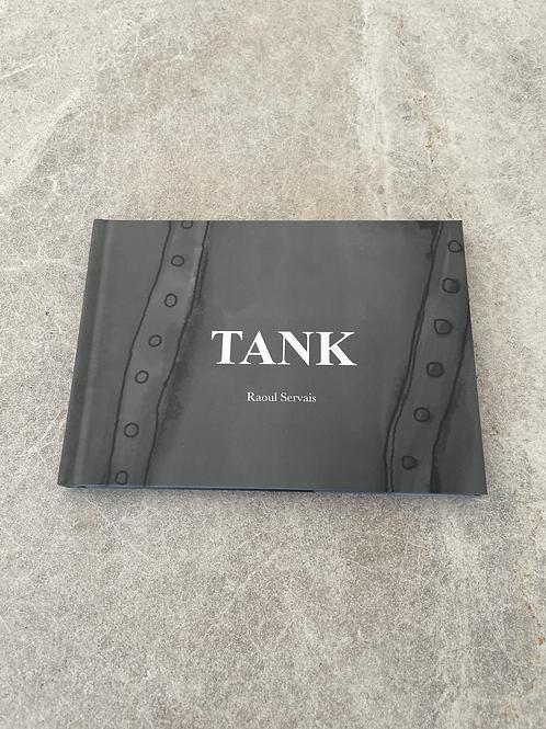 Boek 'Tank' van Raoul Servais