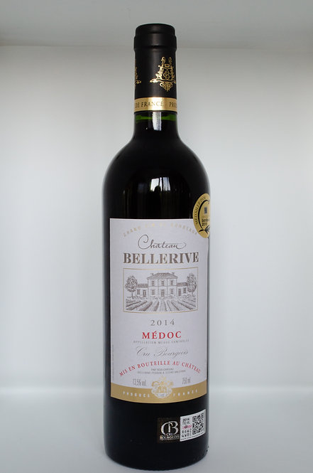 Chateau Bellerive, Cru Bourgeois