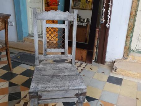 סיפורו של כיסא מהודו, עיירות מצוירות בצפון רג'סטאן ופיסת היסטוריה מרתקת