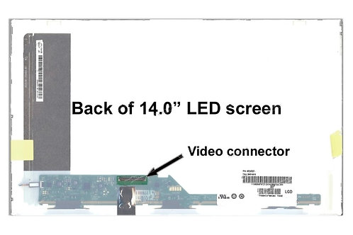 "14.0"" LED Laptop Screen Display"