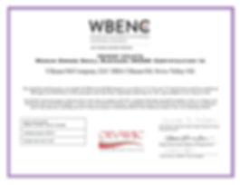 WBENC WOSB Cert.JPG