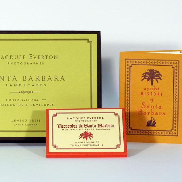 Santa Barbara Cards and Pocket History