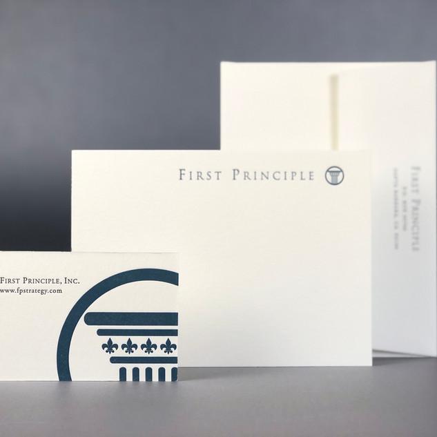 Business Card & Notecard Set
