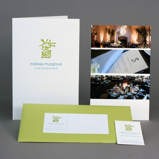Presentation Package for Photographer