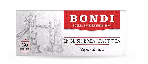 Контрактное производство чая Bondi