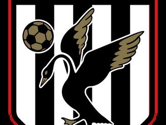 Presenting Swan United FC's New Club Emblem