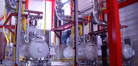 montagem industrial e manutenção industrial