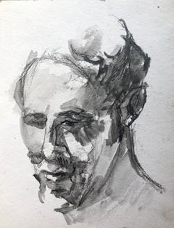 Joe sketch