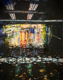 Camden, City Waterways.