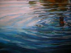 Martin Swimming
