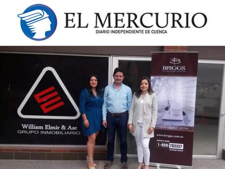 Edesa firma alianza estratégica con William Elmir & Asc grupo inmobiliario