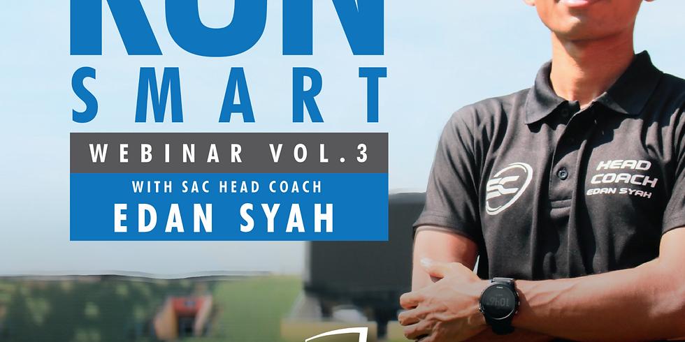 SRS Run Smart Webinar Vol.3