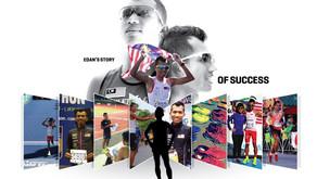 2015 - Edan Syah Breaks His Own Record Under 2:45:00