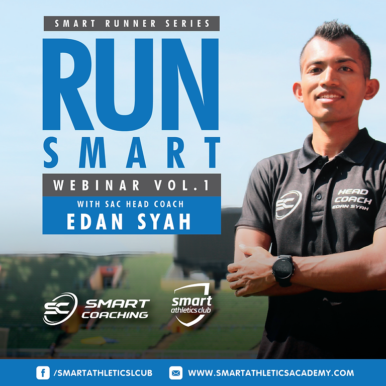 SRS Run Smart Webinar Vol.1