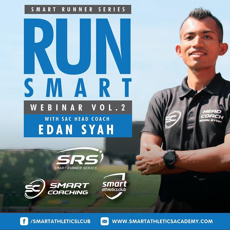 SRS Run Smart Webinar Vol.2