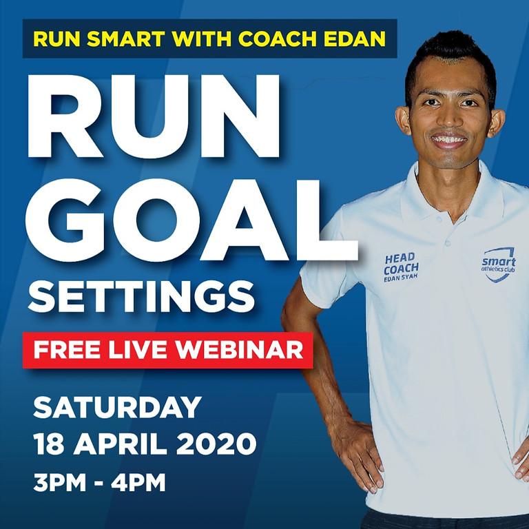 [FREE] Run Smart Webinar with Coach Edan