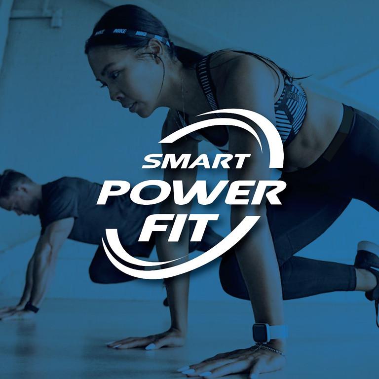 Smart Virtual PowerFit (Trial Session 2)