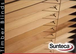Sunteca Timber Blinds