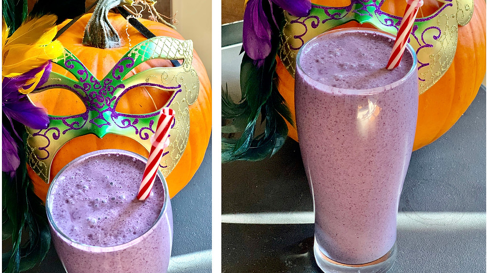 Blueberry Balance Smooth Smoothie