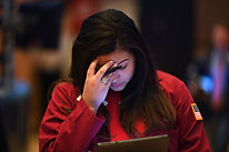 After the markets' worst week since 2008, Wall Street takes a deep breath and braces for Monday