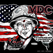 MDC, Noogy split 7 In vinyl