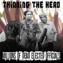 Thinning the Herd, Millions of Dead Elected Officials, Grimace Records, punk rock