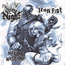 Iron fist, Inferno Wasteland