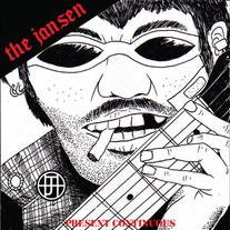 The Jansen, Present Continuous, Grimace Records, punk rock