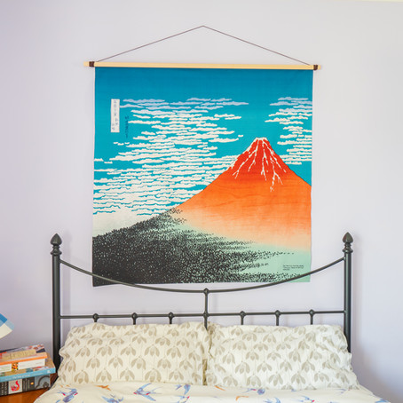 Furoshiki Wall-Hangings: How to Decorate Your Home With Our New Kits!