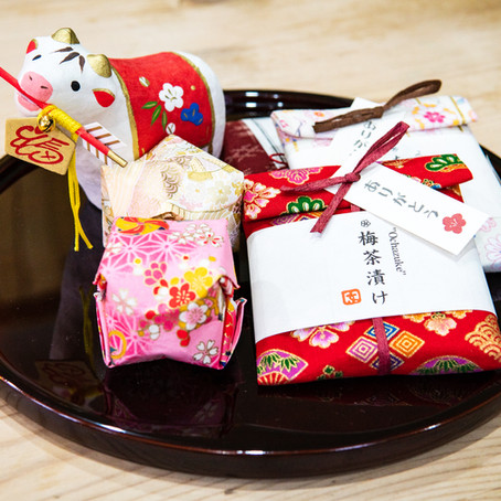 Japanese Wrapping Culture