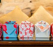 furoshiki fabric giftwrap