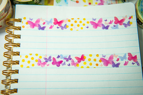 Washi Tape from Japan - Butterfly