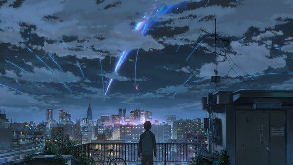 anime, Your Name, Makoto Shinkai, Ghibli, Miyazaki