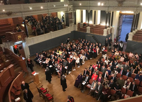 Lovely Award Ceremony evening in Oxford!