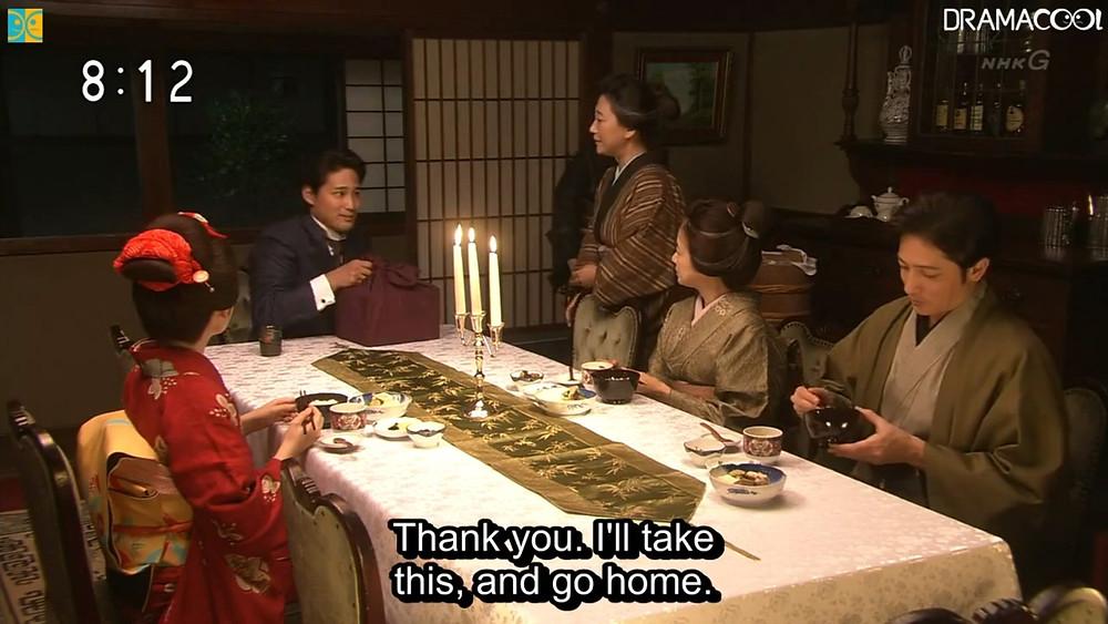zusetsu furoshiki christmas Japanese gift wrap fabric cloth