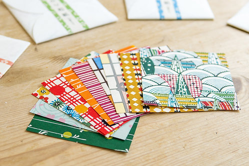 Kyoto Washi Paper Pack