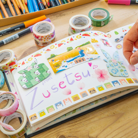Get Creative with Washi Tape!